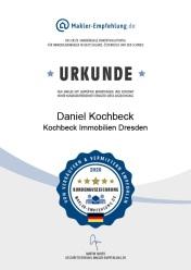 Kochbeck Immobilien - Makler Empfehlung 2018
